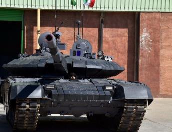 ifmat - Iran is building a massive battle tank fleet