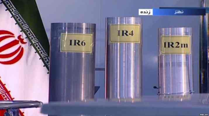 ifmat - Iran it is continuing to increase Uranium enrichment capacity