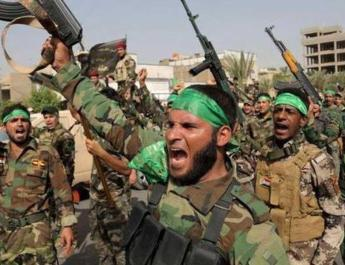ifmat - Iran military activity strengthens al Qaeda in Syria