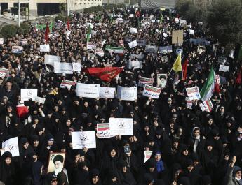 ifmat - Iran on the Verge of Total Revolution