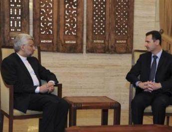 ifmat - Iran steps up weapons lifeline to Assad