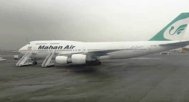 ifmat - Mahan Air the airline facilitating Iran-backed conflicts in the Middle East