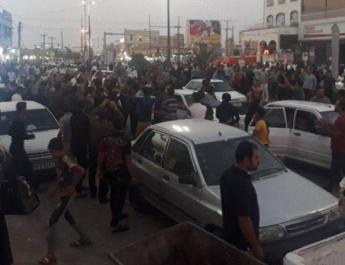 ifmat - Protests in different cities in support of Khorramshahr uprising