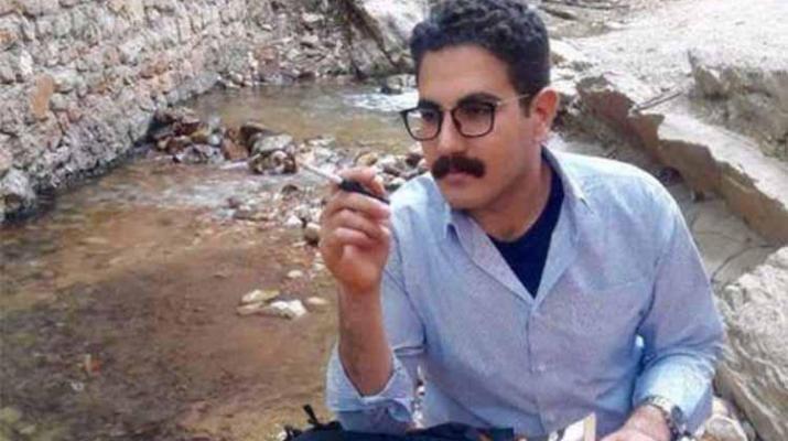 ifmat - Civil Rights Activist Mohammad Davari Arrested