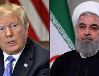 ifmat - Donald Trump reimposes economic sanctions on Iran