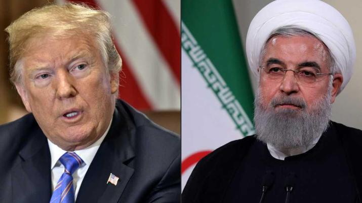 ifmat - Donald Trump reimposes economic sanctions on Iran