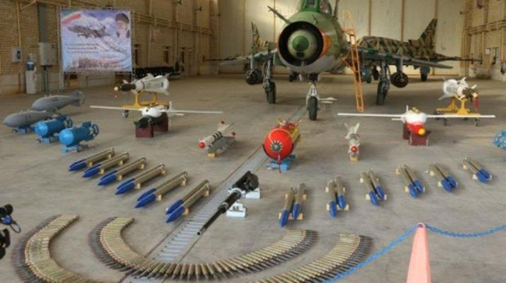 ifmat - IRGC unveils new air cruise missiles with 1500 kilometers range