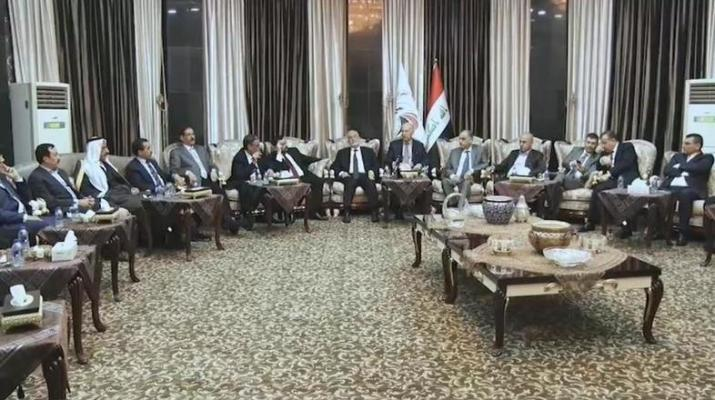 ifmat - Iran intervened to obstruct forming Iraq largest political bloc
