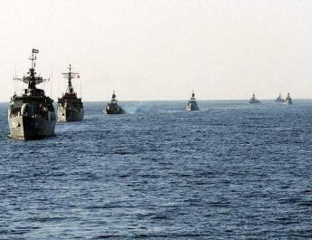 ifmat - Iran naval drills designed to send message to Washington