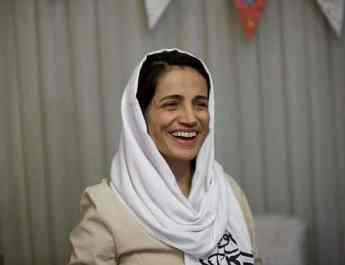 ifmat - Iran rights advocate spy sentence unlawful
