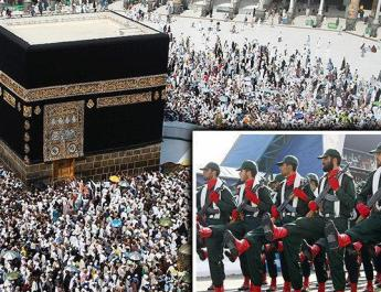 ifmat - Iran secret police accused of exporting terrorism at Hajj pilgrimage