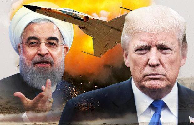 ifmat - Iran threatens Trump Scared to attack