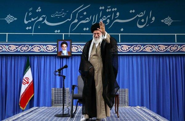 ifmat - Iran top leader faults Rouhani for economic crisis