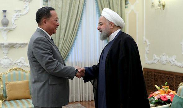 ifmat - Iran wants to deepen ties with North Korea in alliance against US