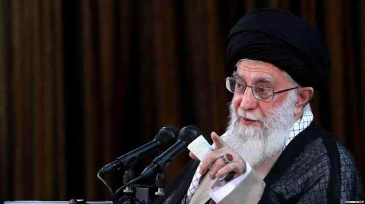 ifmat - Khameni says Iran does not have anything to worry about