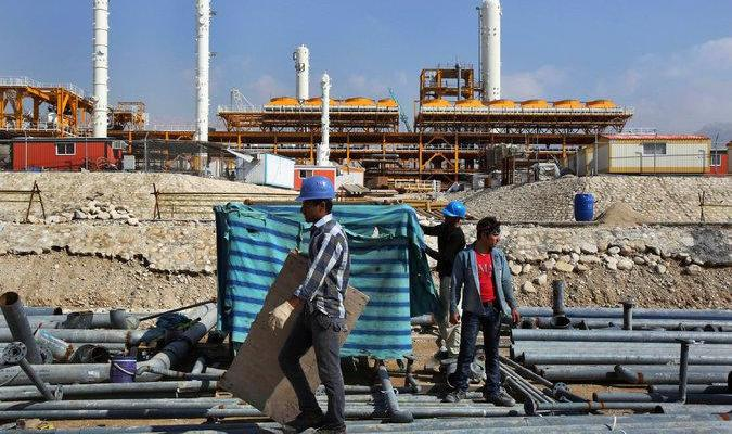 ifmat - Khatam al-Anbiya carries out projects for Iran ministries