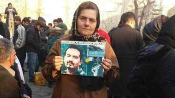 ifmat - Mother of political prisoner Soheil Arabi seeks help to save her son