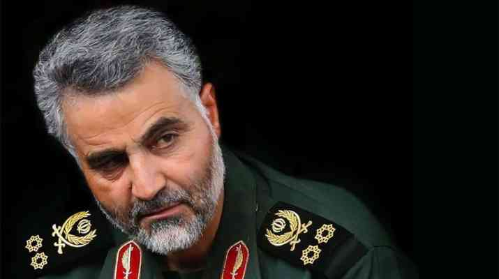 ifmat - Qassem Soleimani threats to US president Donald Trump