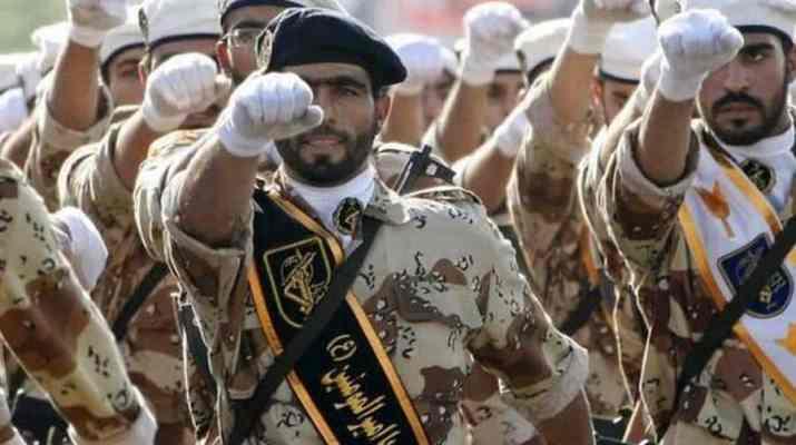 ifmat - Secret Iranian weapon supply unit revealed