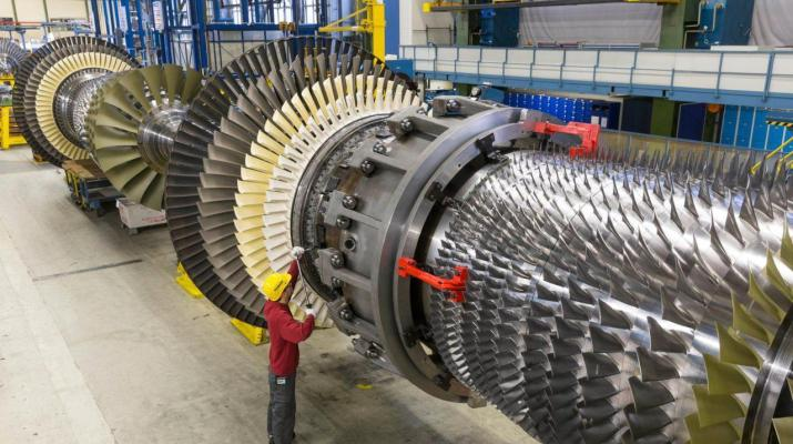 ifmat - Siemens will continue transfer for turbine tech to Iran