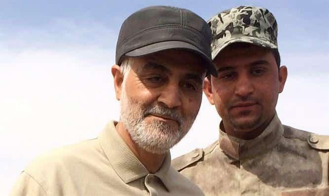 ifmat - The most dangerous Iranian terrorist in Middle East - Qassem Soleimani