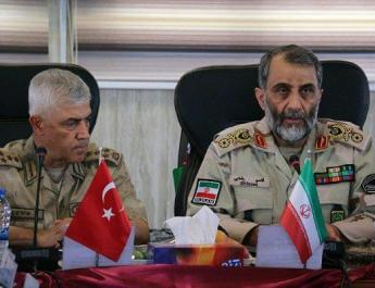 ifmat - Turkey will increase military cooperation with Iran
