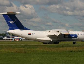 ifmat - Almost 200 suspect Iran-Syria cargo flights over past year
