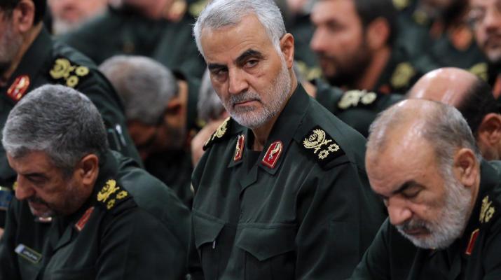 ifmat - Bolton takes aim at Ayatollah Khamenei Hitman Qassem Soleimani