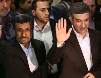 ifmat - Former Iranian president Ahmadinejad's ally gets prison time