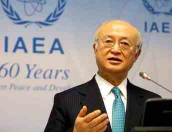 ifmat - IAEA should discuss military dimensions of Iran regime nuke program