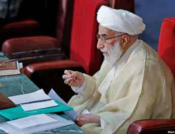 ifmat - Influental Iranian cleric rejects Europe demand for talks on ballistic missiles