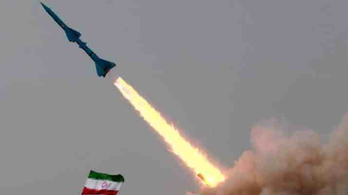 ifmat - Iran IRGC claims missile attack on Kurdish dissidents in Iraq
