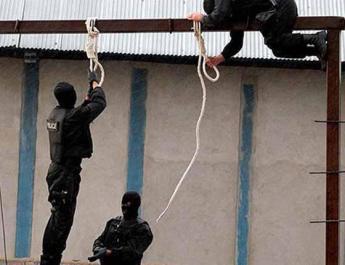 ifmat - Iran hangs nine young men in prison