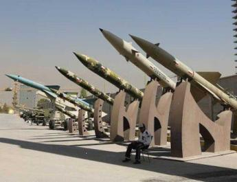 ifmat - Iran stations ballistic missiles in Iraq