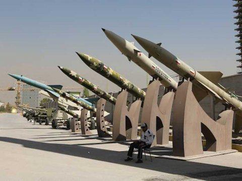 ifmat - Iran stations ballistic missiles in Iraq