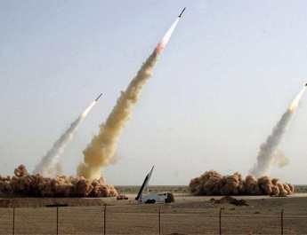 ifmat - Iranian regime threatens with their ballistic missiles