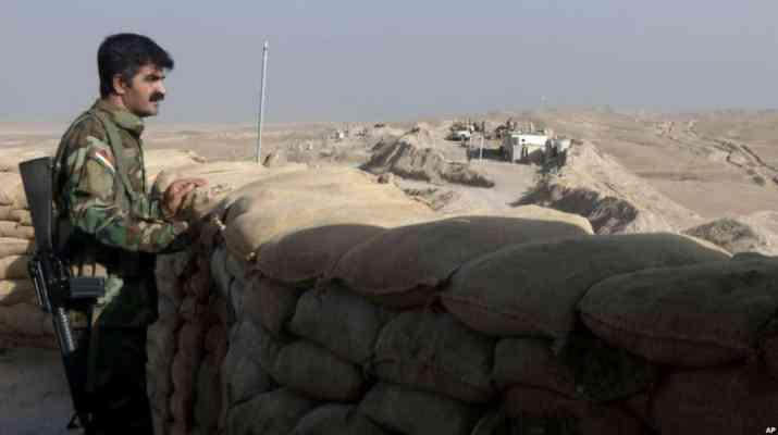 ifmat - Kurdish militants vow new resistance against Iran