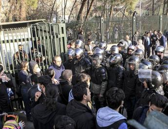 ifmat - More than a thousand arrests in August protests in Iran