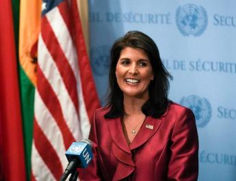 ifmat - Nikki Haley says Iran proxies are developing missile production in Iraq