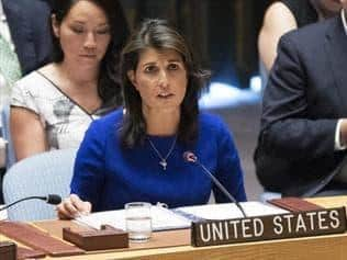 ifmat - Trump to discuss Iran at Security Council