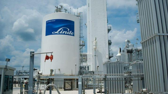 Linde revives Iran contracts, waits for banking system