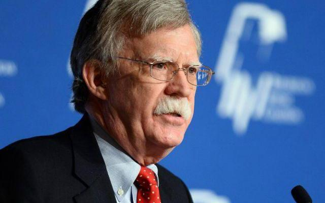 ifmat - Bolton Iran is a rogue regime it has been a threat throughout the Middle East