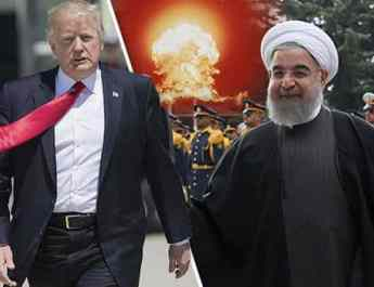 ifmat - Donald Trump administration attacked by Iran