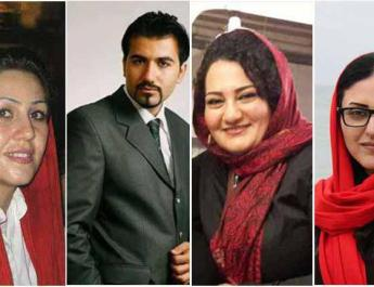 ifmat - Four Iranian political prisoners denied regular family visits
