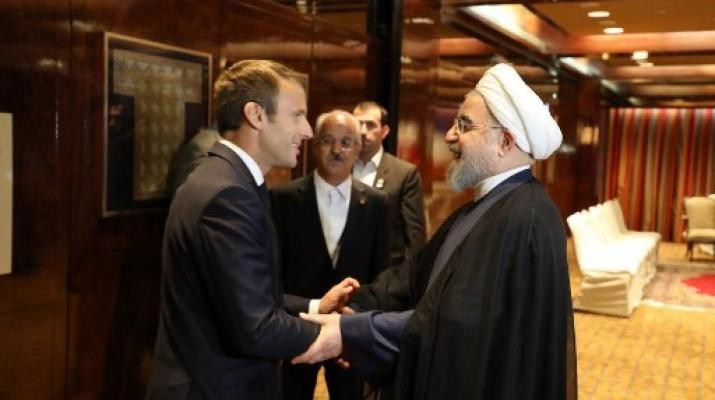 ifmat - France blames Iran state for shocking Paris terror bomb plot