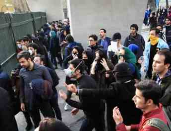 ifmat - Heavy sentences for protesters arrested during Iran uprising