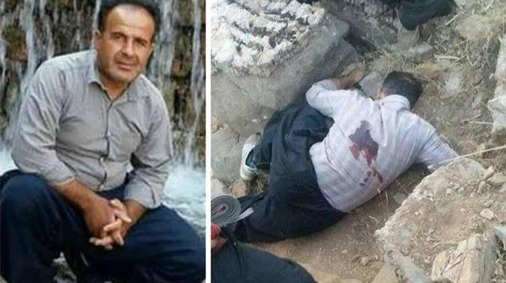 ifmat - Iran Revolutionary Guard Corps shot and kill poor porter