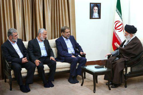 ifmat - Iranian Regime pushes for escalation of violence in Gaza