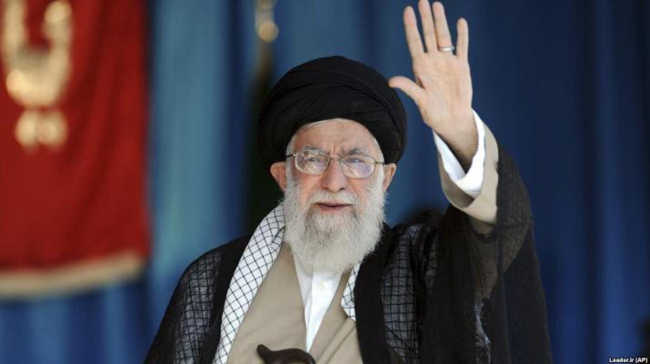 ifmat - Iranian Supreme Leader promises to defeat and slap US