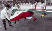 Iranian regime drones spy on U.S. ships